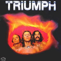 Triumph Triumph (aka In the Beginning...) album cover