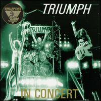 Triumph King Biscuit Flower Hour (In Concert) album cover