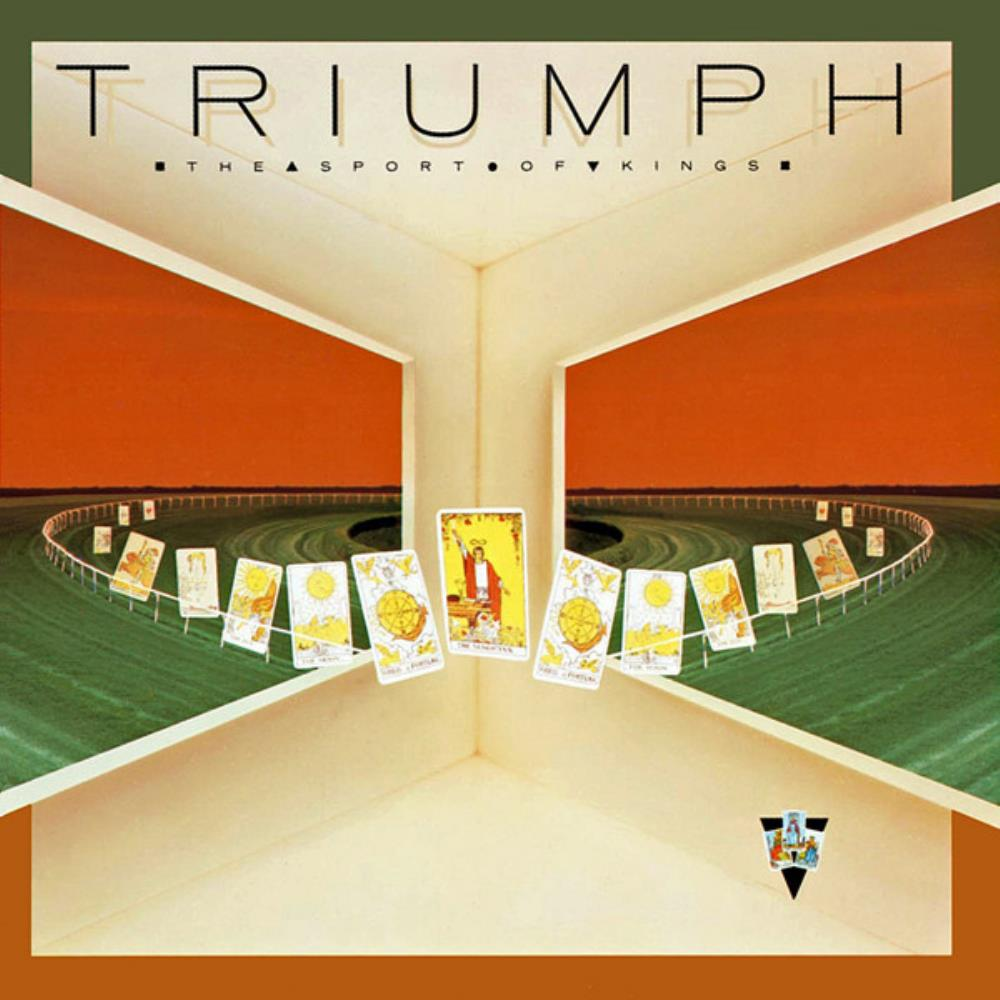 Triumph - The Sport Of Kings CD (album) cover