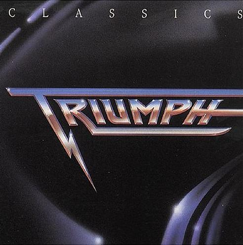 Triumph - Classics CD (album) cover