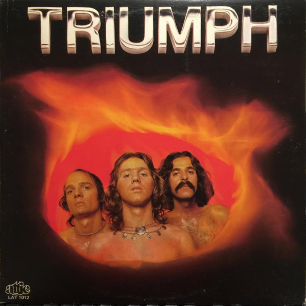 Triumph [Aka: In The Beginning] by TRIUMPH album cover
