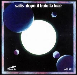 Dopo Il Buio La Luce by SALIS album cover