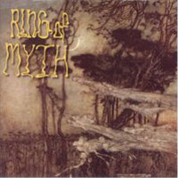 Ring Of Myth - Unbound CD (album) cover