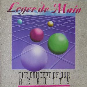 Leger De Main - The Concept of Our Reality  CD (album) cover