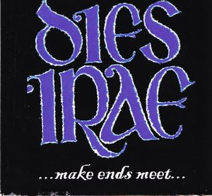 ...make ends meet... by DIES IRAE album cover
