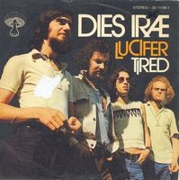 Dies Irae - Lucifer/Tired CD (album) cover