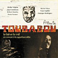 Toubabou - Attente - Le Bl� et le Mil CD (album) cover
