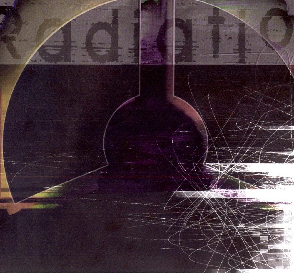 UKZ - Radiation by JOBSON, EDDIE album cover