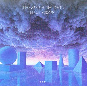 Eddie Jobson - Theme Of Secrets CD (album) cover