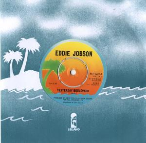 Yesterday Boulevard by JOBSON, EDDIE album cover