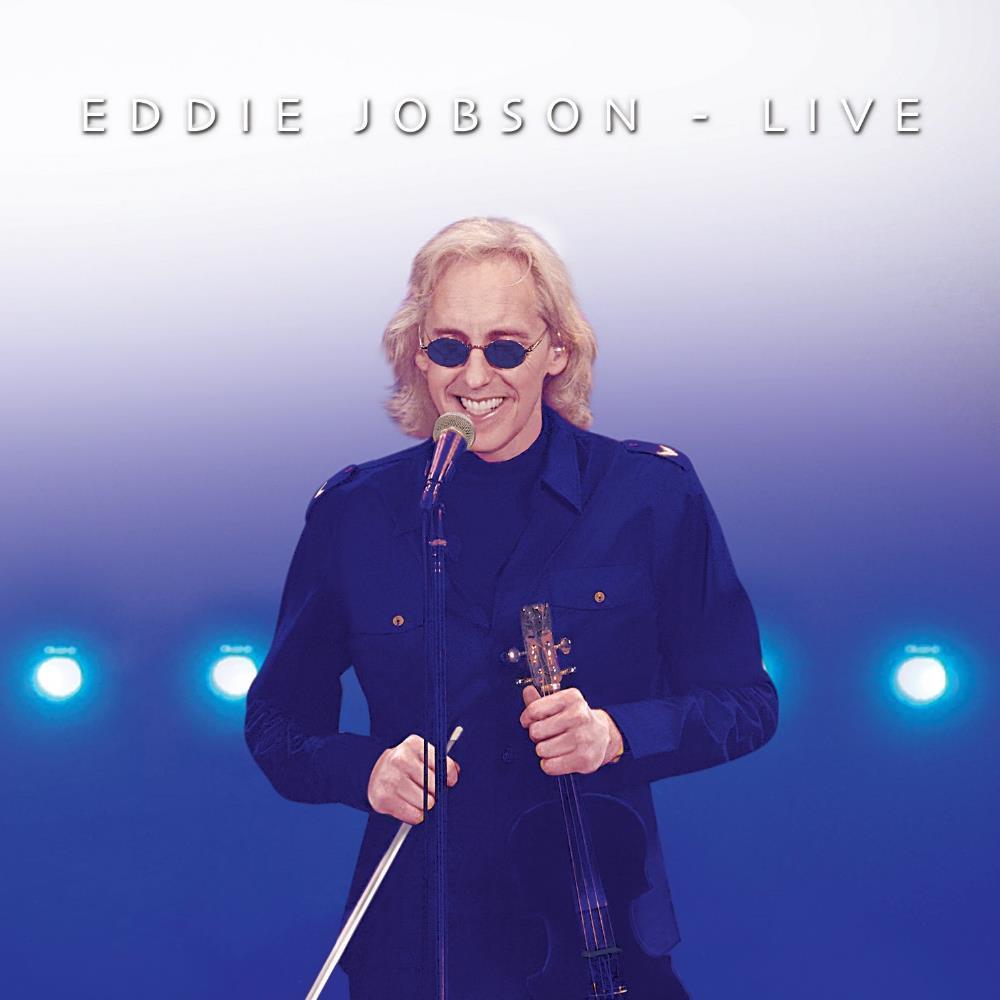 Live by JOBSON, EDDIE album cover