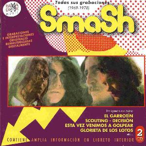 Todas Sus Grabaciones by SMASH album cover