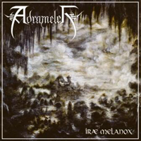 Irae Melanox by ADRAMELCH album cover