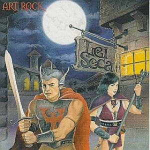 Lei Seca - Art Rock  CD (album) cover