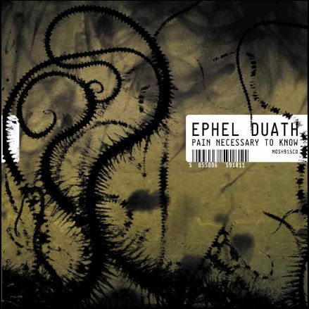 Ephel Duath Pain Necessary To Know album cover