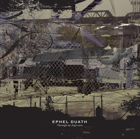 Through My Dog's Eyes  by EPHEL DUATH album cover