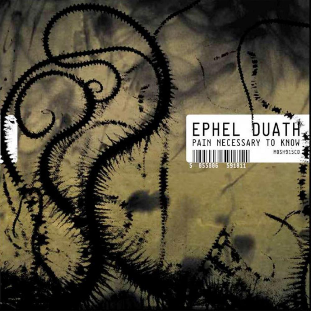 Ephel Duath - Pain Necessary To Know CD (album) cover