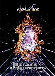 Estradasphere Palace of Mirrors Live album cover