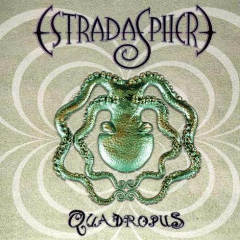 Estradasphere - Quadropus CD (album) cover