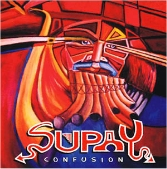 Confusión by SUPAY album cover