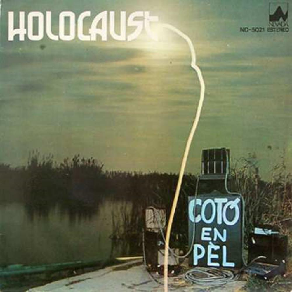 Holocaust by COTÓ EN PÈL album cover