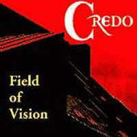 Credo - Field Of Vision  CD (album) cover