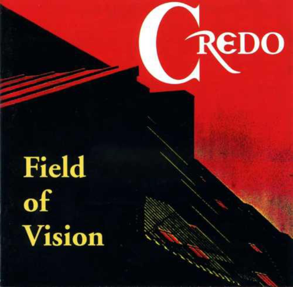 Field Of Vision by CREDO album cover
