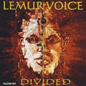Lemur Voice - Divided CD (album) cover