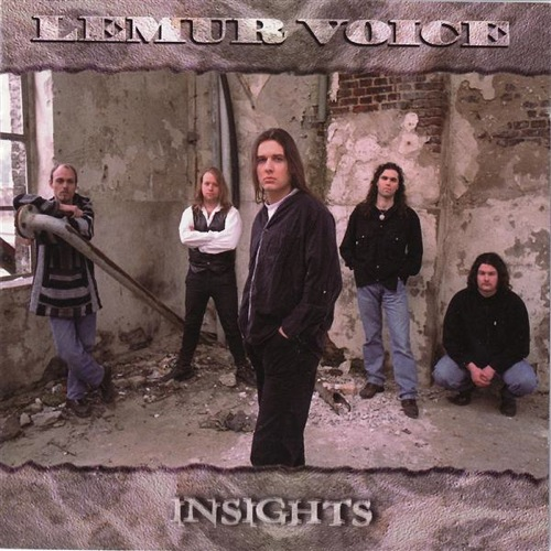 Lemur Voice - Insights CD (album) cover