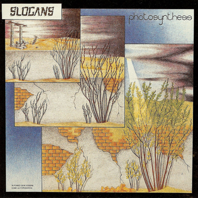 Slogans - Photosynthesis CD (album) cover