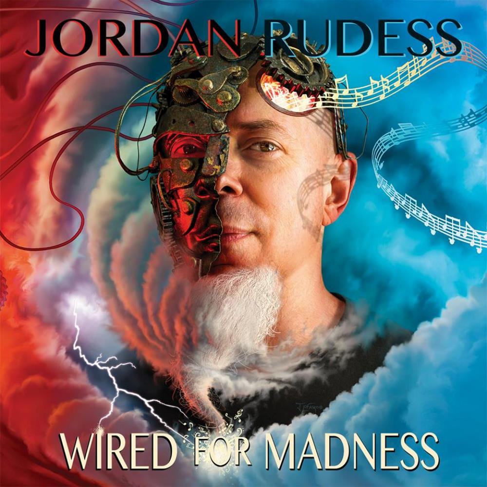 Wired For Madness by RUDESS, JORDAN album cover