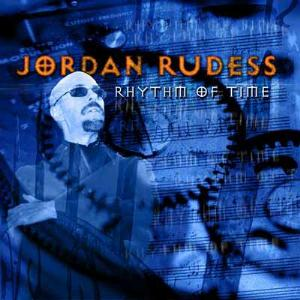 Jordan Rudess Rhythm Of Time album cover