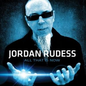 Jordan Rudess All That Is Now album cover