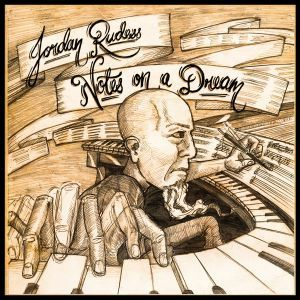 Jordan Rudess - Notes on a dream CD (album) cover