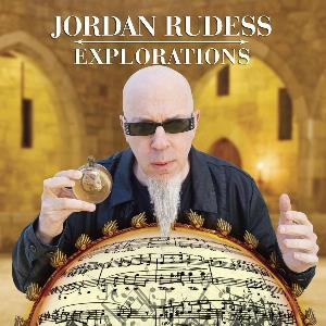 Jordan Rudess Explorations album cover