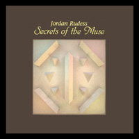 Jordan Rudess Secrets Of The Muse album cover