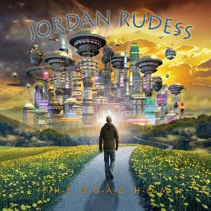Jordan Rudess - The Road Home CD (album) cover