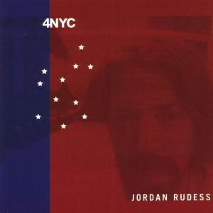 Jordan Rudess 4NYC album cover