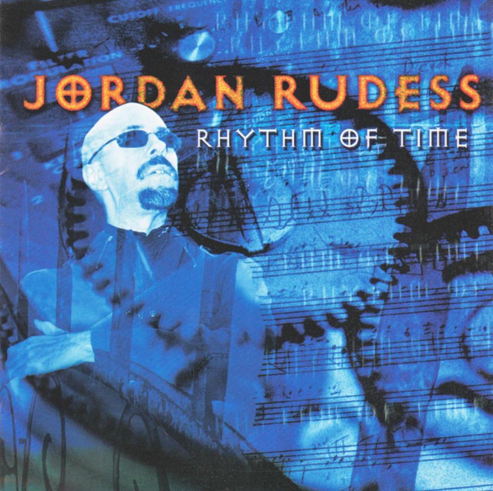 Rhythm Of Time by RUDESS, JORDAN album cover