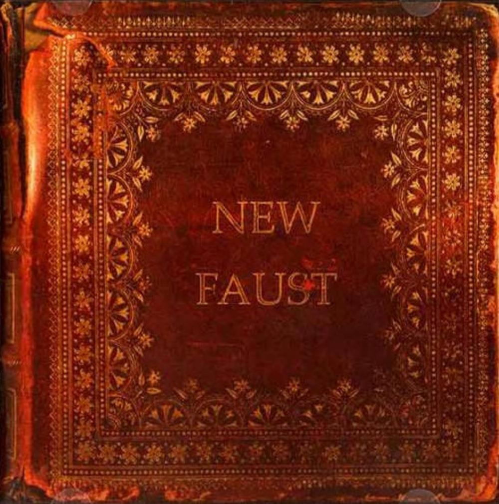 Little Tragedies New Faust album cover