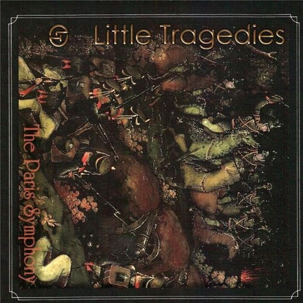 The Paris Symphony by LITTLE TRAGEDIES album cover