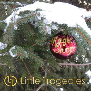 The Magic Shop by LITTLE TRAGEDIES album cover