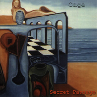 Secret Passage by CAGE album cover