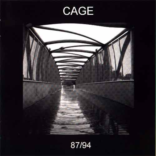 Cage - 87/94 CD (album) cover