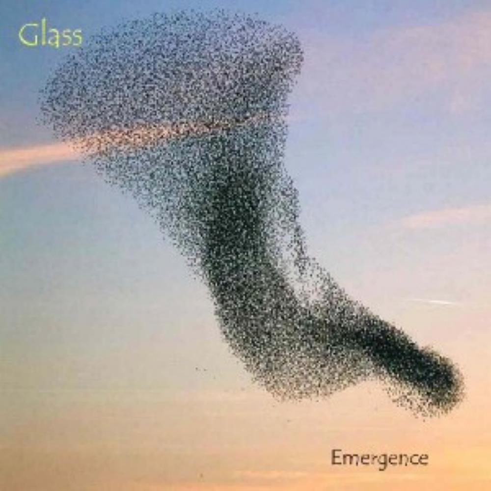 Emergence by Glass album rcover
