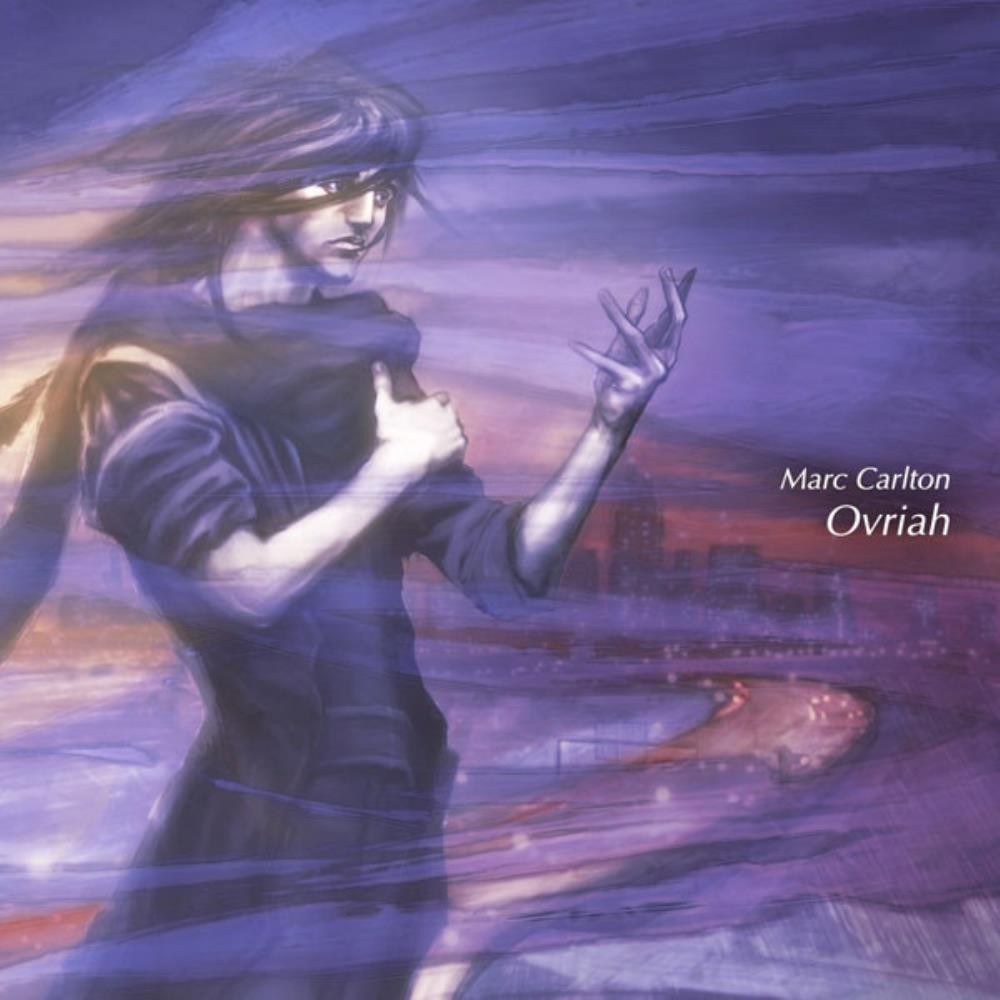 Ovriah by CARLTON, MARC album cover