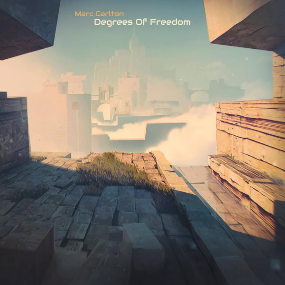 Degrees Of Freedom by CARLTON, MARC album cover