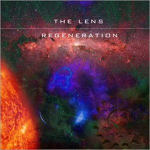 The Lens - Regeneration CD (album) cover