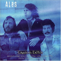 Alas Grandes Exitos album cover