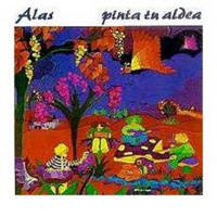Alas - Pinta Tu Aldea CD (album) cover